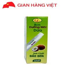 Son dưỡng môi từ dừa Cửu Long