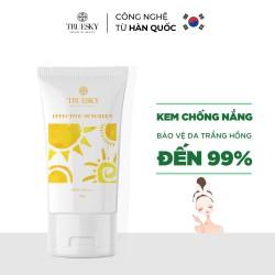 Kem chống nắng Truesky giúp chống nắng suốt cả ngày SPF 50+ PA+++ 30ml - Effective Suncreen