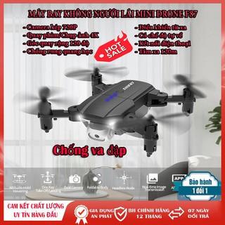 Flycam mini - Flycam mini giá rẻ Flycam 4k Drone F87 thumbnail