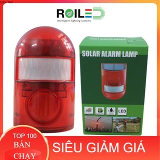 Đèn chống trộm năng lượng mặt trời có còi hú VK-N911 - VK-N911 thumbnail