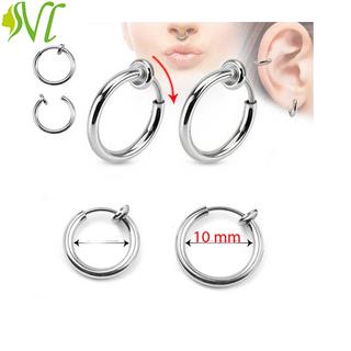 Bông tai không cần bấm lỗ ( 1 cái) - kobamlo thumbnail