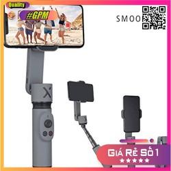 Gimbal Zhiyun Smooth X Combo - Tay cầm chống rung cho điện thoại kết hợp gậy tự sướng,gậy selfie - HÀNG CHÍNH HÃNG