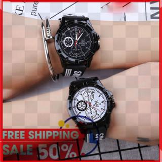 Đồng hồ cặp đôi đẹp - Giá 1 cặp - Đồng hồ cặp đôi thumbnail