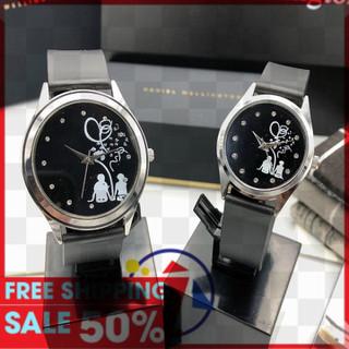 đồng hồ đôi đẹp giá rẻ - hđ02 thumbnail