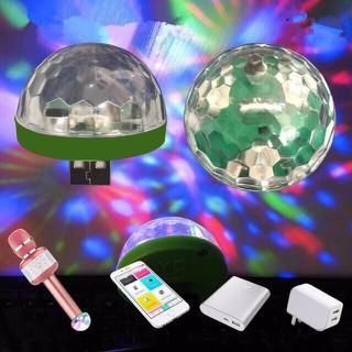 Đèn Led 7 Màu Nháy Theo Nhạc - Sử Dụng Cổng USB 5V - 3153360682 thumbnail