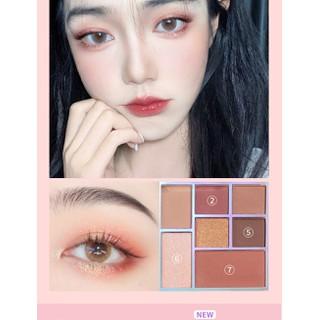 Bảng phấn mắt 7 màu - MP03 thumbnail