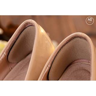 [ Chính Hãng ] Bộ dán lót giày sau gót chất liệu mouse chống đau chân - mpn0011gdvnn thumbnail