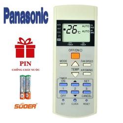 Điều khiển máy lạnh Remote điều hoà Panasonic. đủ các mẫu HÀNG ĐẸP LOẠI CHẤT LƯỢNG TỐT PHÍM MỀM CHỐNG CHẢY NƯỚC