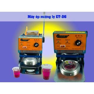 Máy dán miệng cốc - ET-D6 thumbnail