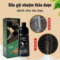Dầu Gội Phủ Bạc Đen Nâu Tóc 3In1 Sin Hair Nhật Bản 500ml