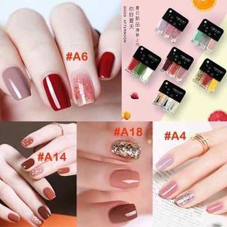 Bộ 3 sơn móng tay màu kẹo siêu xinh - 6953743351455 thumbnail