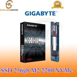 SSD 256gb Gigabyte M2 2280 NVMe PCIe 1700/1550MB/s - Viễn Sơn phân phối