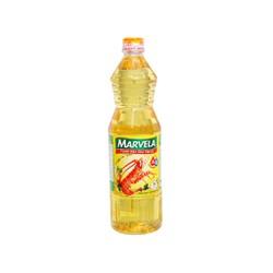 Dầu ăn bổ sung vitamin A và D3 Marvela chai 1 lít