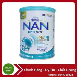 [Mới] Sữa Nan nga optipro HMO 1 400g [Date 2023]