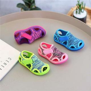 Giày dép sandal trẻ em cho mùa hè thoáng mát thiết kế tươi trẻ kiểu dáng thời trang - sandal2 thumbnail
