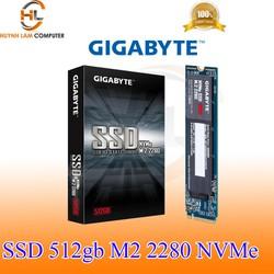 SSD 512gb Gigabyte M2 2280 NVMe PCIe 1700/1550MB/s - Viễn Sơn phân phối