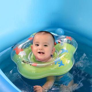Phao Nâng Cổ Cho Bé Tập Bơi Từ 2 Tháng Tuổi, Phao Bơi Đỡ Cổ Chống Lật An Toàn Cho Bé - PBDCCLCB thumbnail