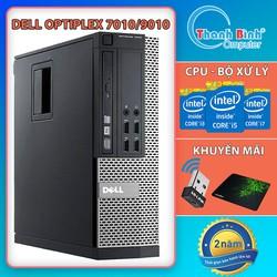Máy tính để bàn đồng bộ Dell Optiplex ( 7010/9010 I3 I5 I7 ) – Hàng Nhập Khẩu Nguyên Chiếc, Bảo hành 24 tháng