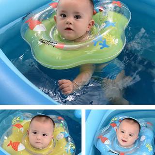 Phao bơi cho bé tắm loại đỡ cổ chống lật phù hợp trẻ sơ sinh đến bé 1 2 tuổi - PBDCCLCB thumbnail