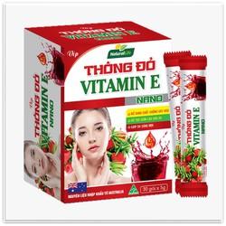 Tinh Dầu Thông Đỏ Vitamin E Nano-Giúp Làm Đẹp Da,Chống Lão Hóa Da,Hỗ Trợ Thanh Nhiệt Giải Độc Gan,Giảm Mỡ Máu