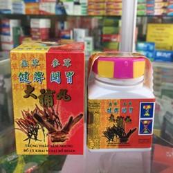 Trùng thảo Sâm Nhung bồi bổ sức khoẻ hỗ trợ tăng cân chính hãng Malaysia H34v