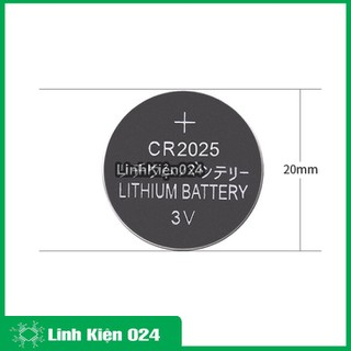 pin 3v - Pin 3V CR 2025 - SP01990 3