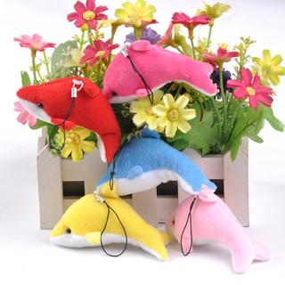 thú nhồi bông cá heo - 746921146 thumbnail