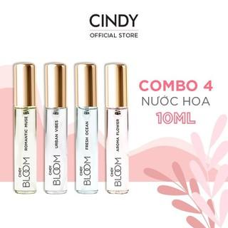 Combo 4 Nước Hoa Cindy Bloom 10ml - CB04SCC000011 thumbnail