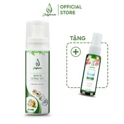 [MUA 1 TẶNG 1] Serum dưỡng tóc tinh dầu Bưởi 100ml tặng kèm Xịt khoáng chiết xuất tinh dầu Hoa Hồng 38ml JULYHOUSE