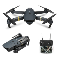 Máy bay camera 4k flycam mini giá rẻ điều khiển từ xa quay phim, chụp ảnh, chống rung kết nối wifi có tay cầm điều khiển