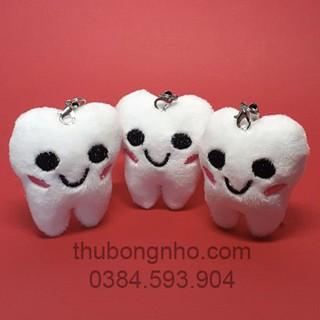 gấu bông Móc khóa răng mini - 4260791263 thumbnail