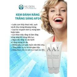 Kem đánh răng Nu Skin AP 24