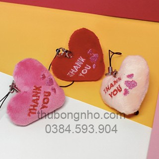 gấu bông Trái tim Cám Ơn - 3760891730 thumbnail