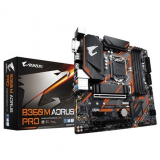Mainboard B360M Aorus Pro - Mainboard Gigabyte B360M Aorus Pro thumbnail