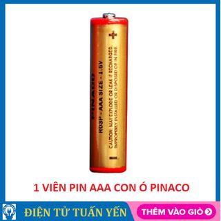 1 Viên Pin AAA Con Ó Pinaco - Pin tiểu Con Ó 3A - Pin AAA - SP004482 thumbnail