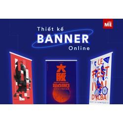 Thiết kế banner Facebook, Fanpage, Zalo, Website online