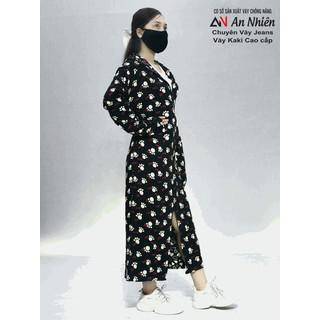 Váy chống nắng toàn thân 2 mặt form dáng đẹp xèo rộng dài phủ hết chân khẩu trang [được chọn mẫu] [ĐƯỢC KIỂM HÀNG] 43143148 - 43143148 thumbnail