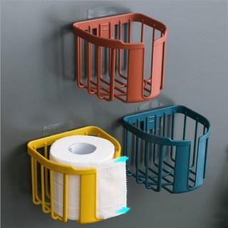 Giá treo giấy vệ sinh gắn tường tiện lợi - sku3588 thumbnail