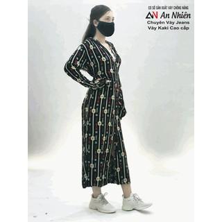 Váy chống nắng toàn thân 2 mặt form dáng đẹp xèo rộng dài phủ hết chân khẩu trang [được chọn mẫu] [ĐƯỢC KIỂM HÀNG] 43144362 - 43144362 thumbnail