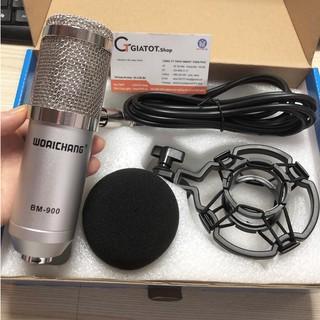 Mic Thu Âm Bm900 Waichang, chuyên dụng cho thu âm - V5517Y thumbnail