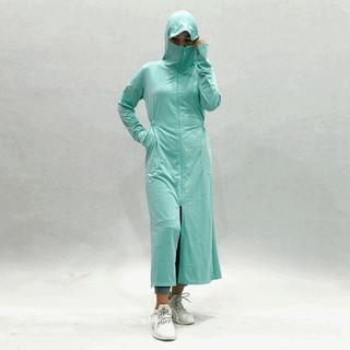 Váy chống nắng toàn thân chất liệu thun thông hơi [ĐƯỢC KIỂM HÀNG] 41494311 - 41494311 thumbnail