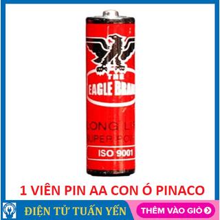 1 Viên Pin AA Con Ó Pinaco - Pin Tiểu - Pin Đũa 1.5V - SP004479 thumbnail