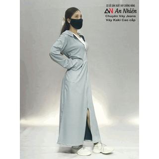 Váy chống nắng toàn thân thun POLI [được chọn mẫu] [ĐƯỢC KIỂM HÀNG] 43144888 - 43144888 thumbnail