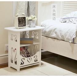 Sale - Kệ thiên nga để đầu giường 2 tầng