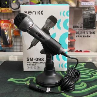 Micro phone chuyên thu âm máy tính, laptop SN - 098 - V5727Y thumbnail
