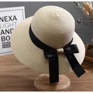 [Được xem hàng- Loại đẹp] Mũ nón cói đi biển mềm dễ dàng gấp gọn bán chạy nhất - noncoi2 thumbnail