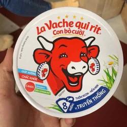 Hộp 8 miếng phô mai Con bò cười 120g
