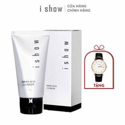 [TẶNG 1 ĐỒNG HỒ] Sữa Rửa Mặt Sạch Sâu Trắng Da , Dưỡng Ẩm Amino Acid Cleanser Cao Cấp Hàn Quốc chính hãng ISHOW