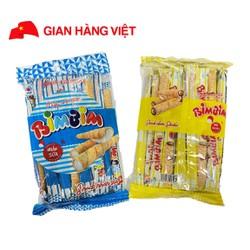 Snack Bim Bim 140g nhân sữa, socola Hải Hà - Kotobuki