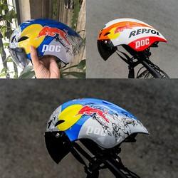 Nón Bảo Hiểm Thể Thao Poc Tem Repsol - Red Bull Cực Chất - RB001